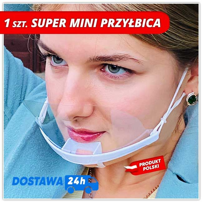 Przyłbica SUPER MINI