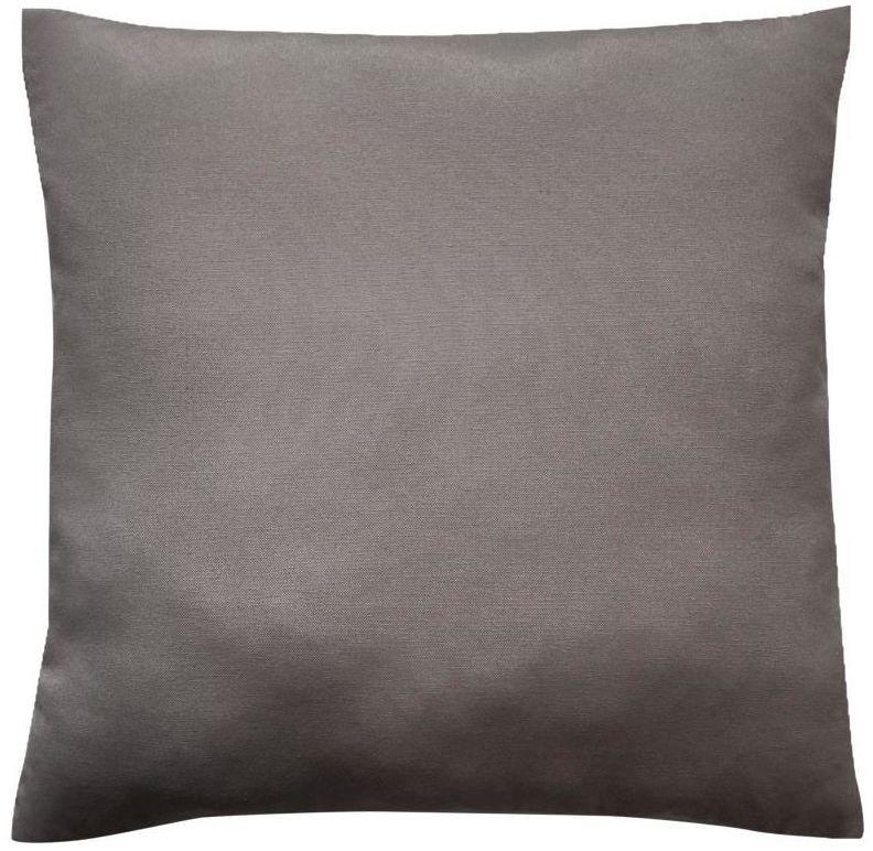 Poduszka Pharell brązowa 45 x 45 cm Inspire