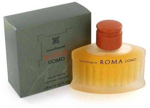 Laura Biagiotti Roma Uomo woda toaletowa dla mężczyzn 75 ml