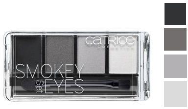 Catrice Cosmetics Smokey Eyes Set Paleta 4 cieni do powiek 010 Smoking Area - 7,45g Do każdego zamówienia upominek gratis.