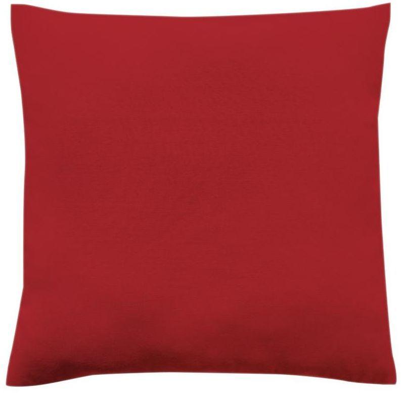 Poduszka Pharell czerwona 45 x 45 cm Inspire