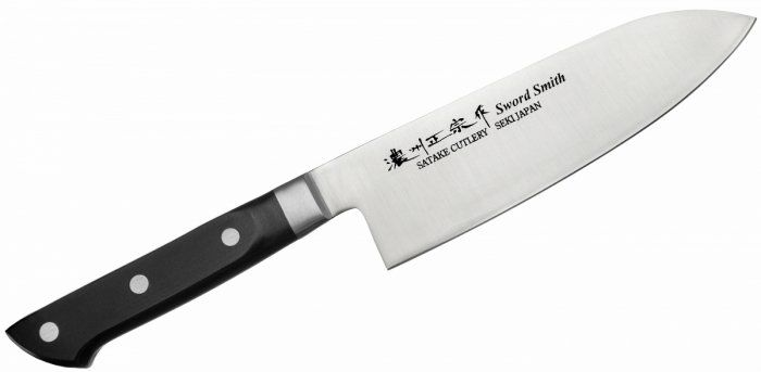 Satake Katsu Nóż Santoku 17cm