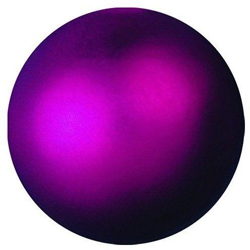 EUROPALMS Deco Ball Dekoracyjne kule, bombki 3,5cm, pink, metallic 48szt
