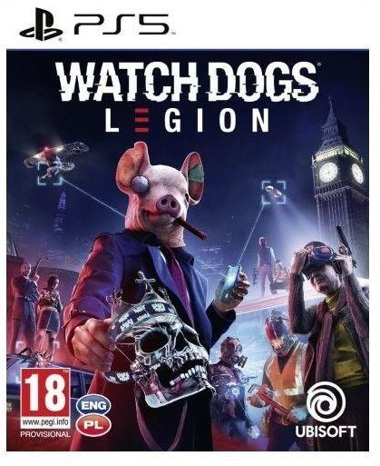 UbiSoft Gra PS5 Watch Dogs Legion