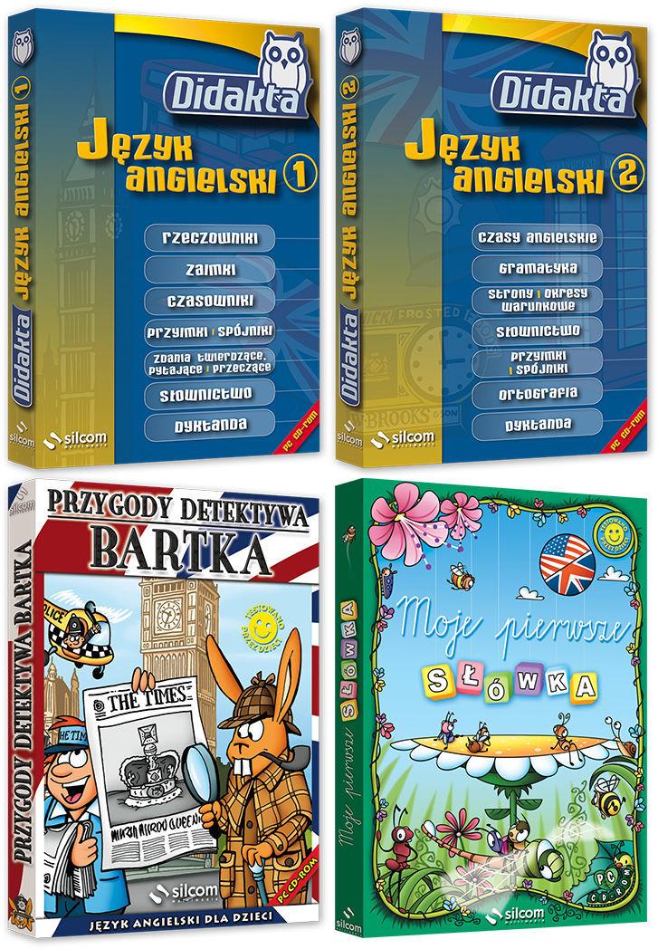 Pakiet Didakta Język angielski (szkoła podstawowa)