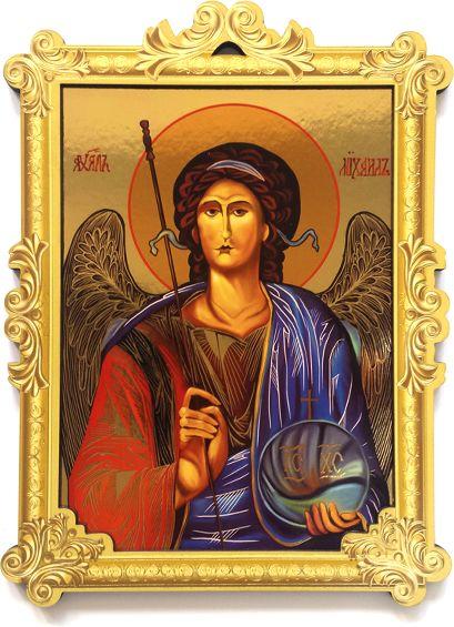 Obrazek religijny - Archanioł Michał