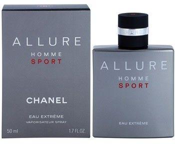 Chanel Allure Homme Sport Eau Extreme woda perfumowana dla mężczyzn 50 ml