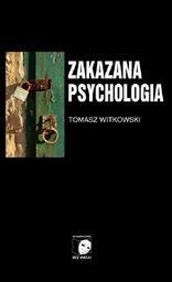 Zakazana psychologia Tom 3 ZAKŁADKA DO KSIĄŻEK GRATIS DO KAŻDEGO ZAMÓWIENIA