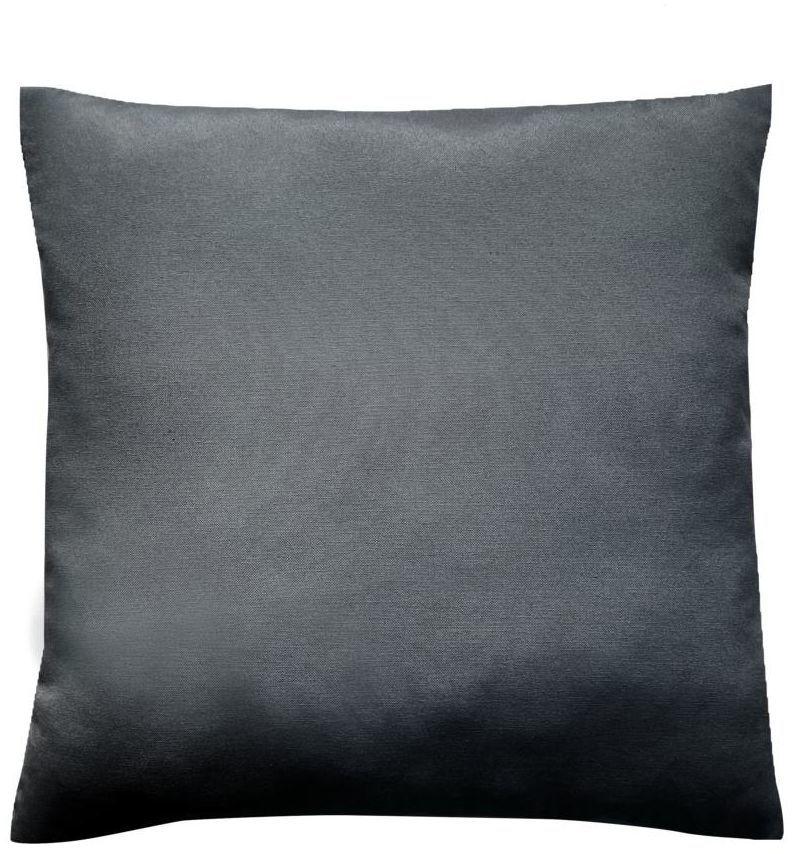Poduszka Pharell ciemnoszara 45 x 45 cm Inspire