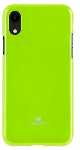 Mercury Jelly Case Huawei P10 (limonkowy)