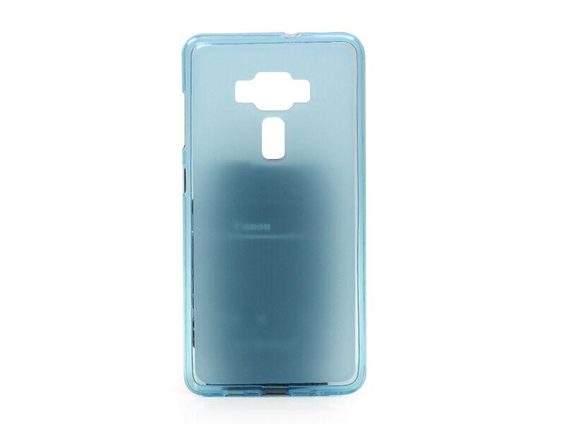 Asus Zenfone 3 Deluxe (ZS570KL) - etui na telefon FLEXmat Case - niebieski