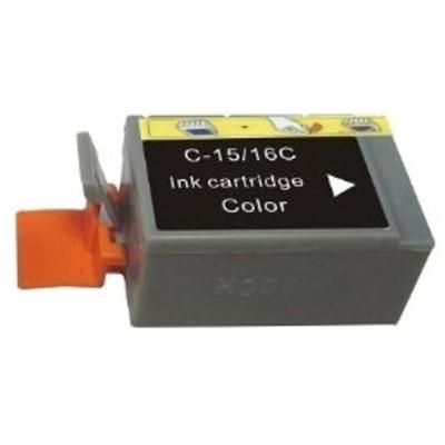 Tusz Zamiennik BCI-15 C do Canon (8191A002AA) (Kolorowy) - DARMOWA DOSTAWA w 24h
