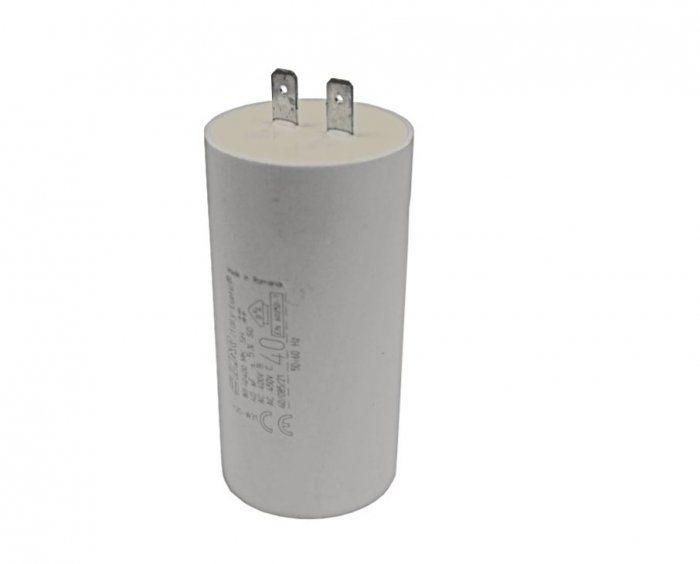 Kondensator do myjki ciśnieniowej 40mF Karcher