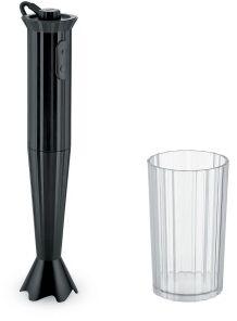 Blender ręczny Plisse czarny Alessi