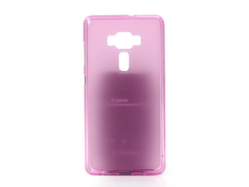 Asus Zenfone 3 Deluxe (ZS570KL) - etui na telefon FLEXmat Case - różowy