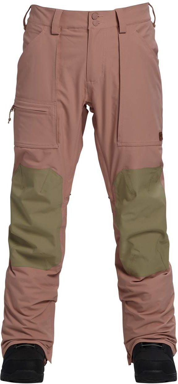 zimowe spodnie męskie BURTON SOUTHSIDE PT Fawn/Hawk