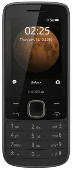Nokia Telefon komórkowy 225 DS 4G czarny