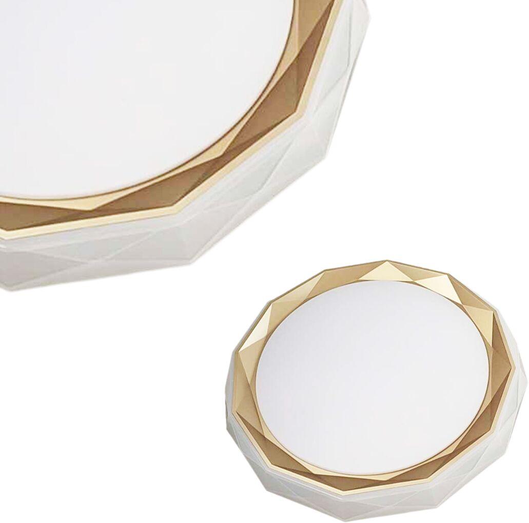 Plafon OSCAR GOLD 45W LED Ø530 mm