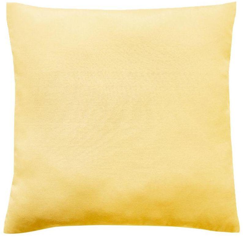 Poduszka Pharell żółta 45 x 45 cm Inspire