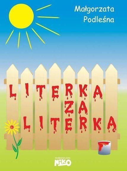 Literka za literką - Małgorzata Podleśna