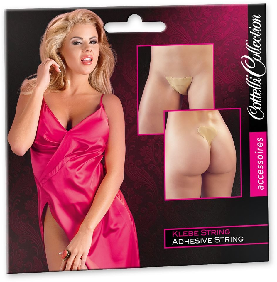 Cottelli Collection Adhesive String Skin