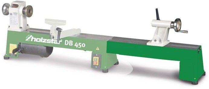 Tokarka do drewna Holzstar DB 450 370W