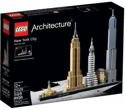 LEGO Architecture 12 + Nowy Jork