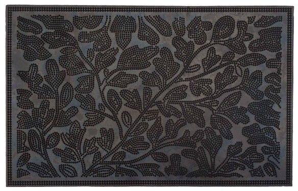 Wycieraczka Porto 36,5 x 58 cm listki