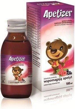 Apetizer Junior Suplement diety syrop 100 ml