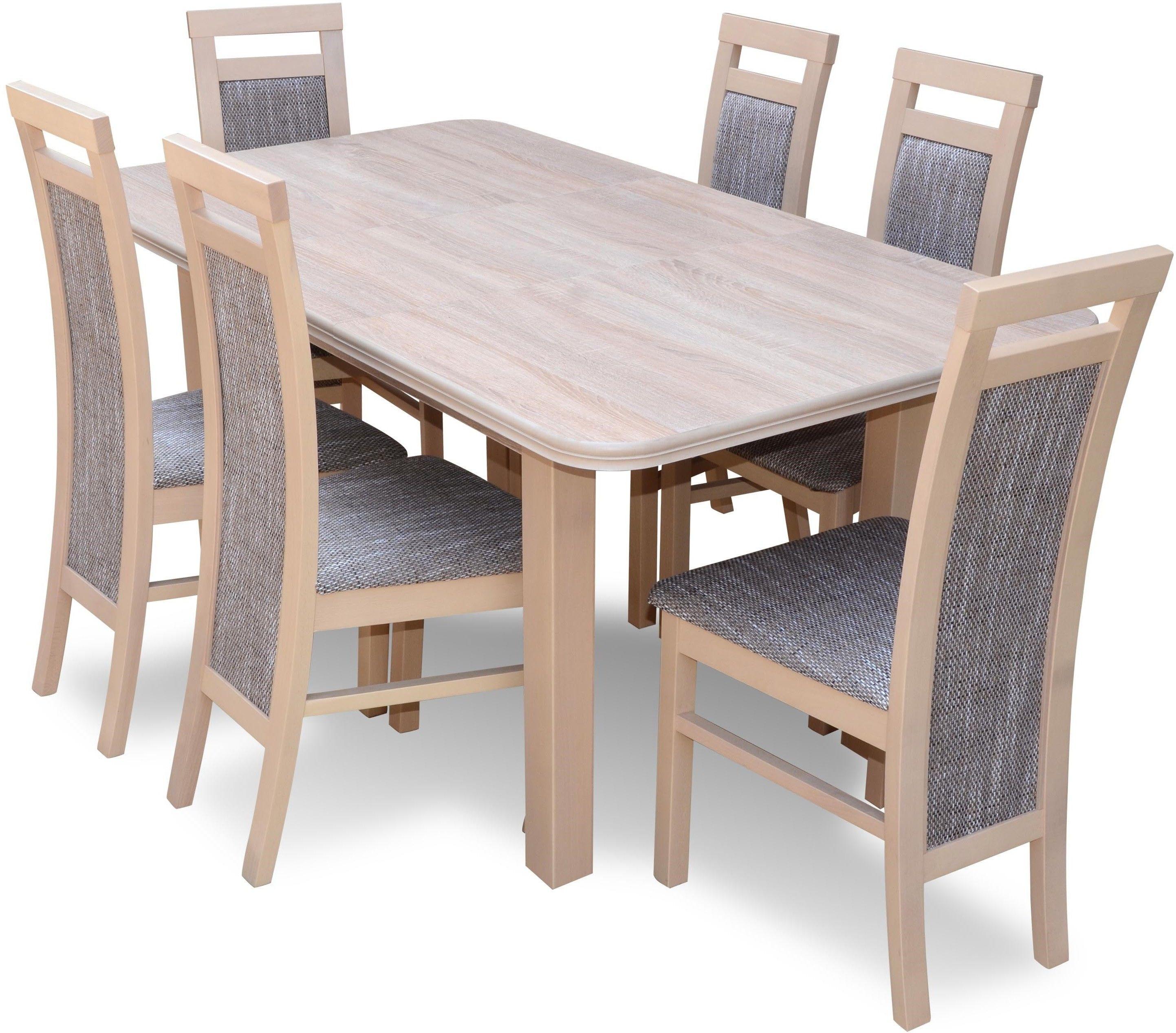 Zestaw Z20 - stół i krzesła