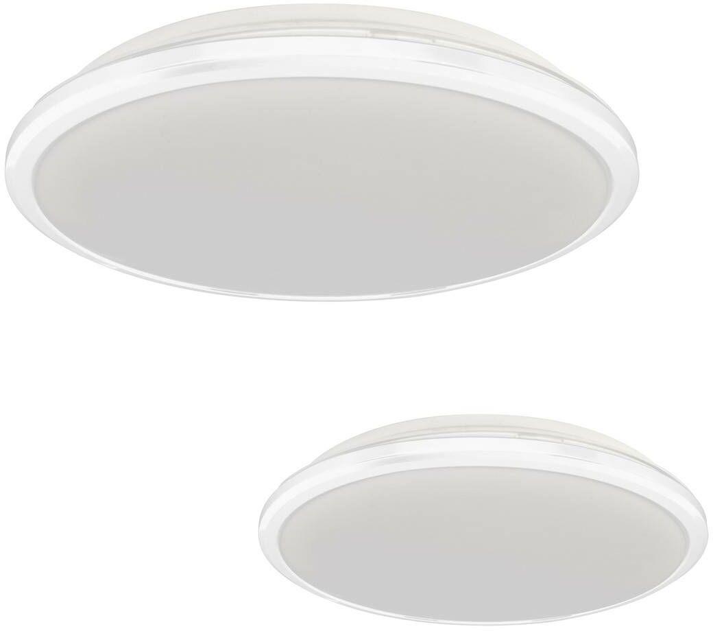 Plafon TERMA WHITE 28W LED IP44 Ø360 mm