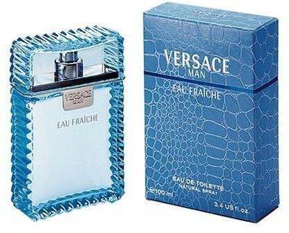Versace Man Eau Fraîche woda toaletowa dla mężczyzn 50 ml