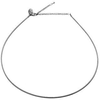 łańcuszek magnetyczny 559-2 sztywna linka w srebrnym kolorze