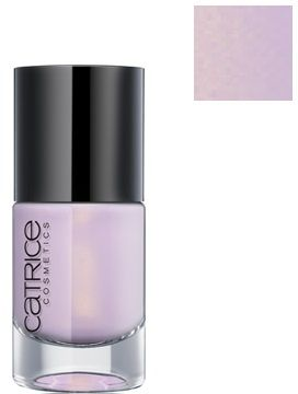 Catrice Cosmetics Ultimate Nail Lacquer Lakier do paznokci 30 Lilactric - 10ml Do każdego zamówienia upominek gratis.