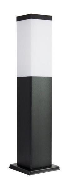 Inox Kwadratowa Black SS802-450 BL