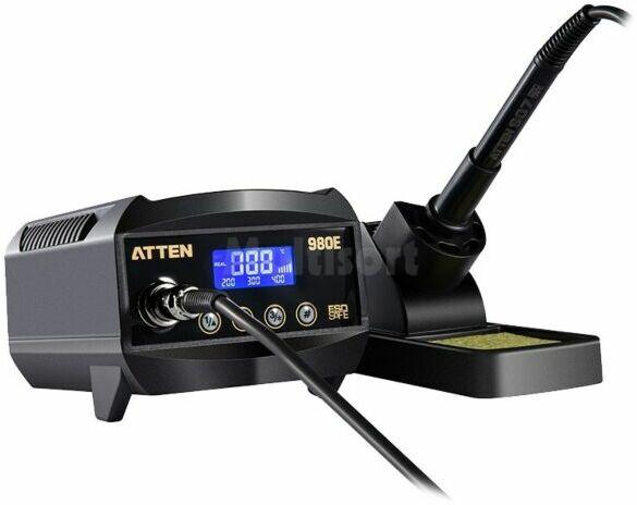 Stacja lutownicza cyfrowa ATTEN 80W 150 480 C ESD