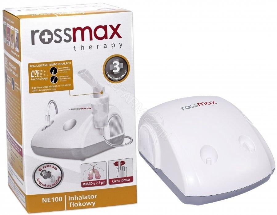 Inhalator Rossmax NE 100
