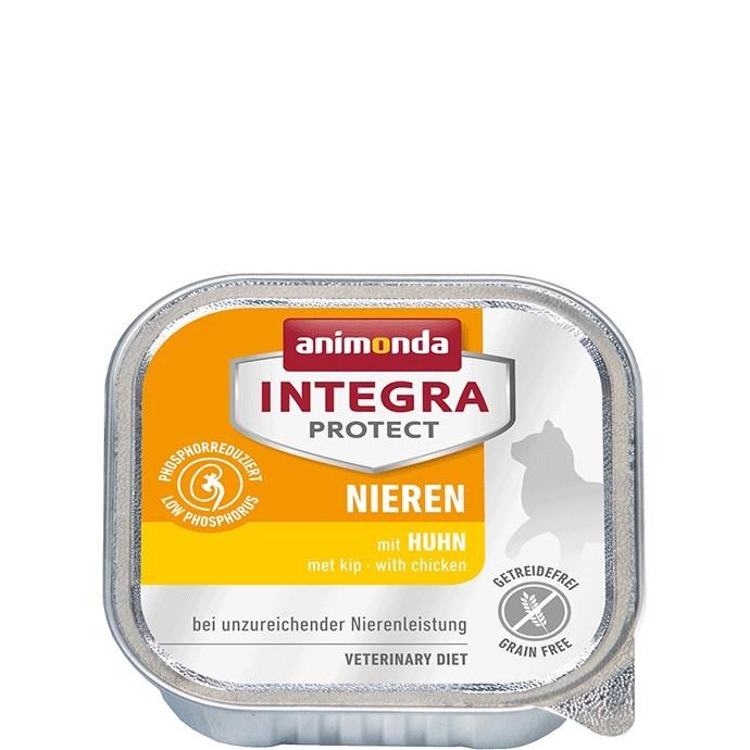 ANIMONDA Integra Protect Nieren Cat 100 g z kurczakiem