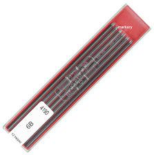 Koh i noor Wkład Grafit Techniczny 2.0mm 6B 12szt