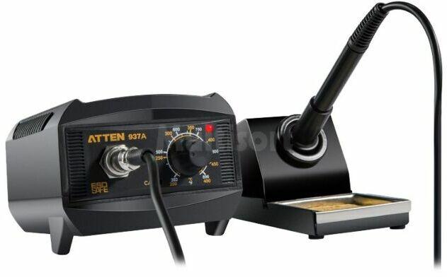 Stacja lutownicza analogowa ATTEN 65W 200 480 C ESD