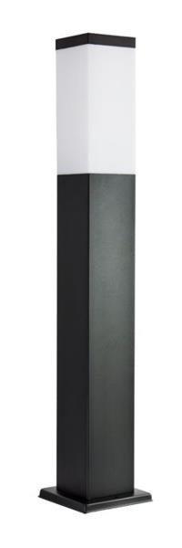 Inox Kwadratowa Black SS802-650 BL