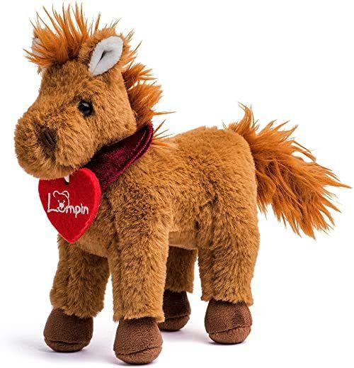 Woodyland 104594123 Stefan brązowy koń, mały