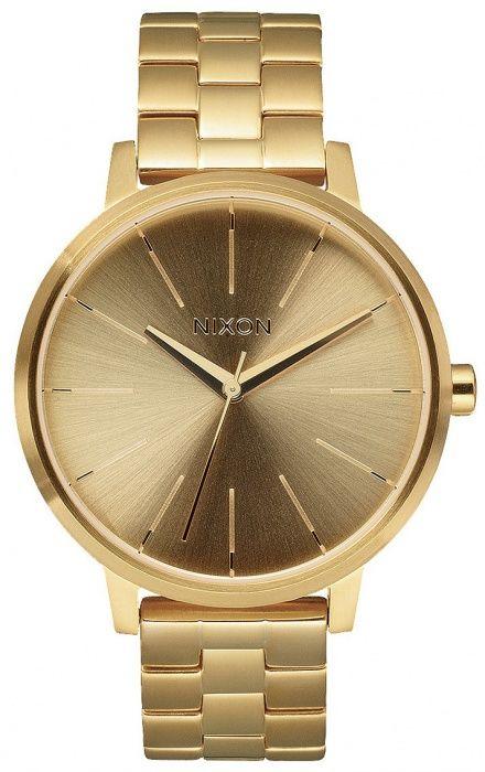 Nixon KENSINGTON ALLGOLD kobiety zegarek analogowy