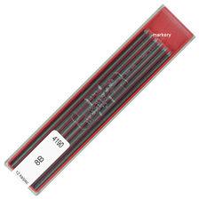 Koh i noor Wkład Grafit Techniczny 2.0mm 8B 12szt