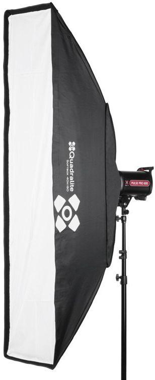 Softbox prostokątny stripbox Quadralite 40x180cm