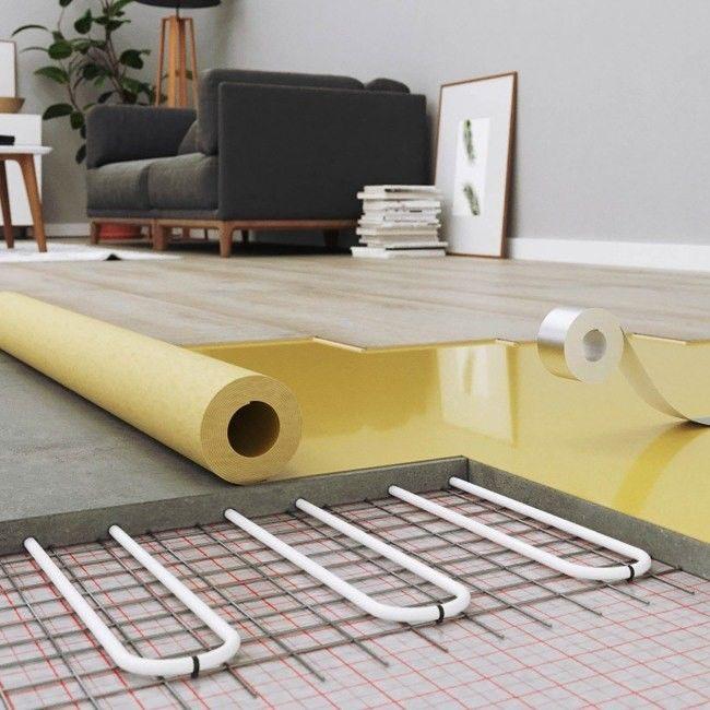 Podkład podłogowy Afirmax LVT Solid Step 1,1 mm 6 m2