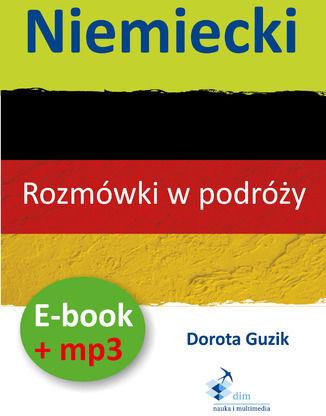Niemiecki Rozmówki w podróży (PDF + mp3) - Audiobook.