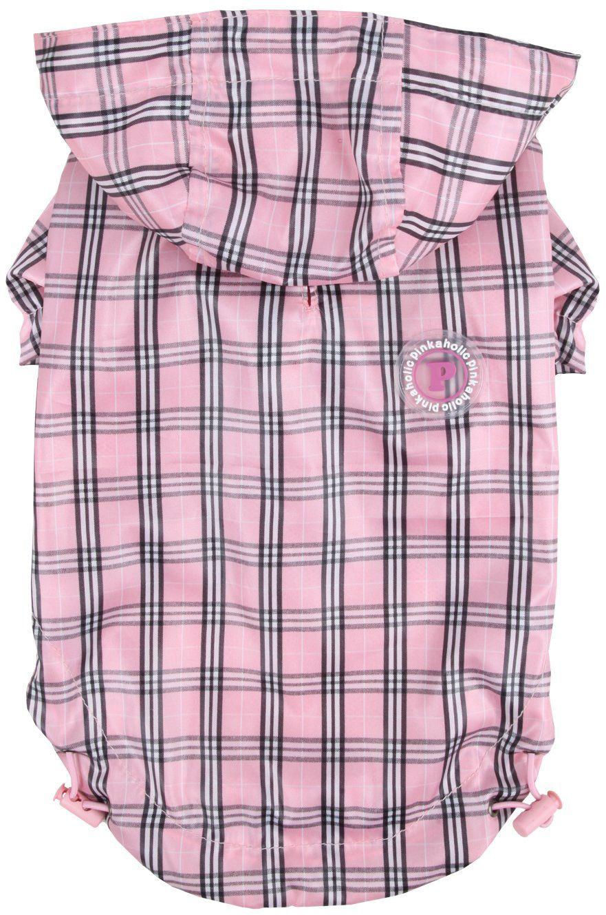 Pinkaholic New York NAPA-RM7122 płaszcz Hunderegen, L, różowy