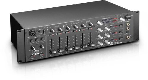 LD Systems ZONE 624 4-strefowy mikser 19, 3U