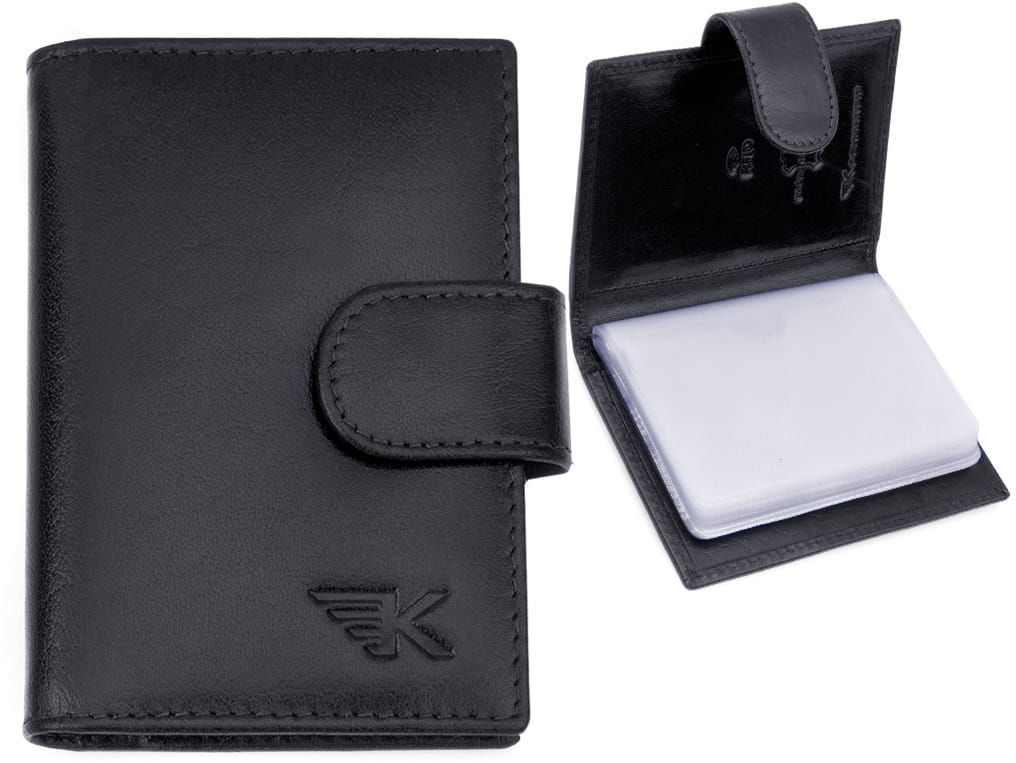 KOCHMANSKI etui na karty dokumenty RFID skórzane 5140